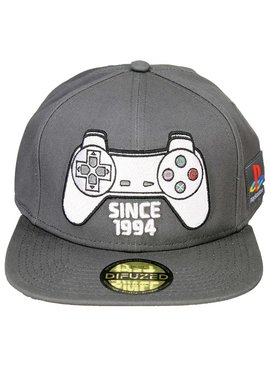 PlayStation  PlayStation Controller 1994 Retro Snapback Cap Pet