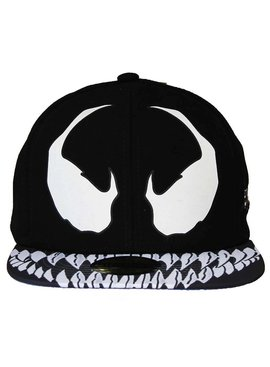 Marvel Comics: The Avengers, Captain America, Spider-Man, The Hulk, Thor, Black Panther, Deadpool, Ant-Man, Iron Man, The Punisher Spiderman Venom Snapback Cap