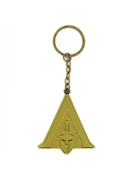Assassins Creed Assassin's Creed Odyssey Metalen Logo Sleutelhanger