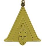 Assassins Creed Assassin's Creed Odyssey Metalen Logo Sleutelhanger Koperkleur