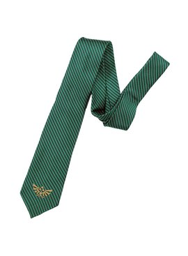 The Legend of Zelda The Legend of Zelda Hyrule Logo Necktie