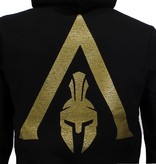 Assassin's Creed Assassin's Creed Odyssey Spartan Men's Zipper Hoodie Black / Gold