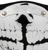Facemasks Mondkap Skimasker Tribal Print Zwart / Geel