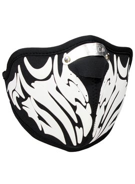 Facemasks Facemask Skimask Tribal Dragon Print