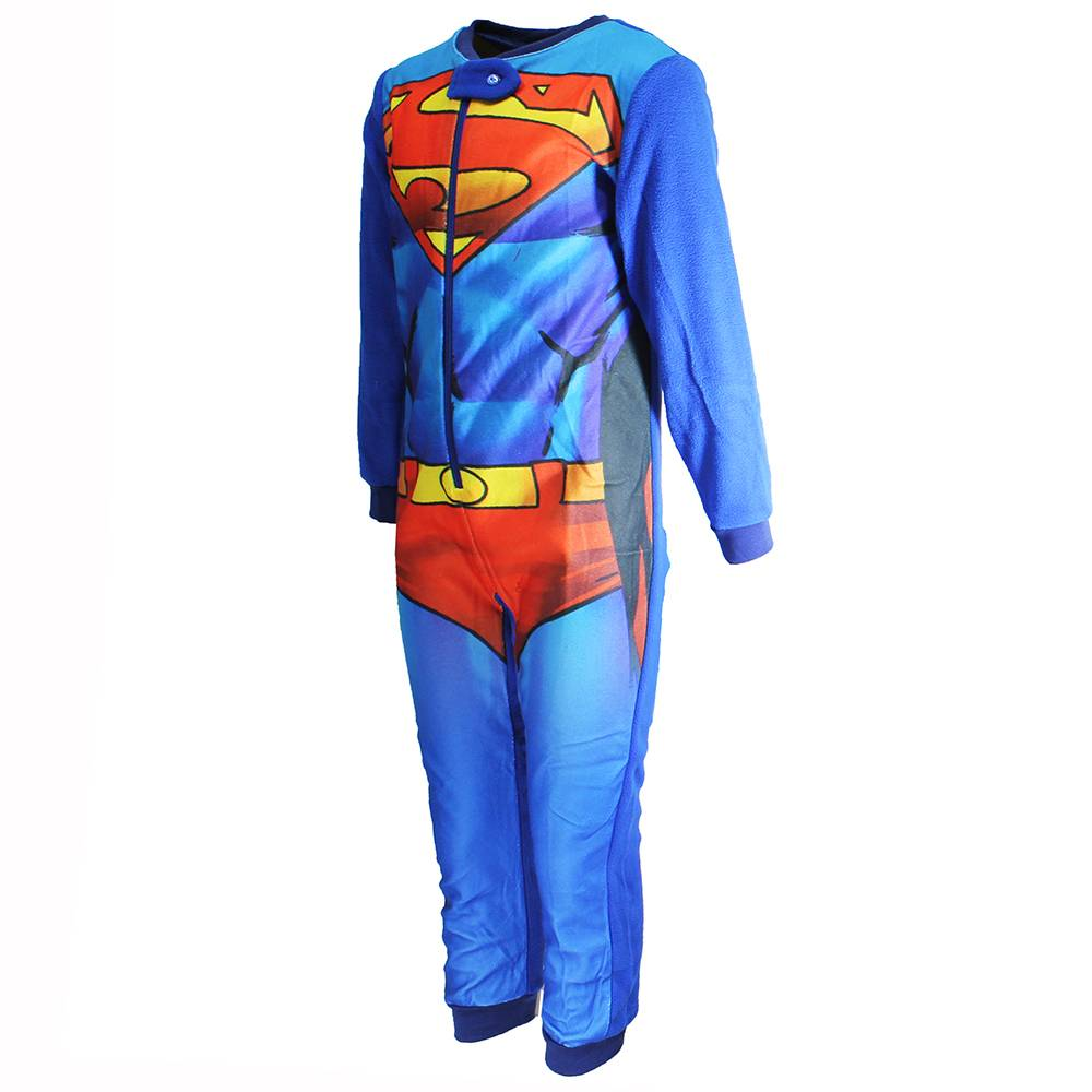 Superman Superman Kids Onesie Blue / Red