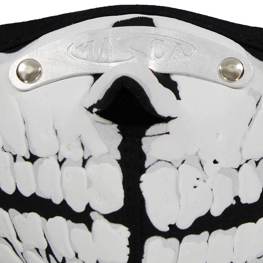 Facemasks Facemask Skimask Abstract Tribal Print Black / White