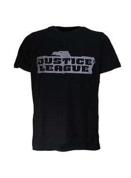 Batman Justice League T-shirt Zwart