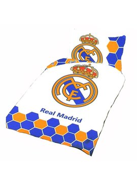 Real Madrid Football Real Madrid Single Two-Sided Duvet Cover