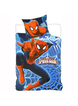 Spider-Man Marvel Spider-Man Single Duvet Cover