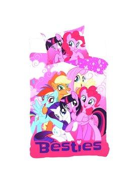 My Little Pony My Little Pony Kindermaat Twee-Zijdig Dekbedovertrek