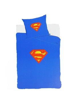 DC Comics: Superman, Batman, The Joker & The Flash DC Comics Superman Een-Persoons Dekbedovertrek