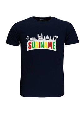 Suriname Suriname T-Shirt Fortnite Stijl