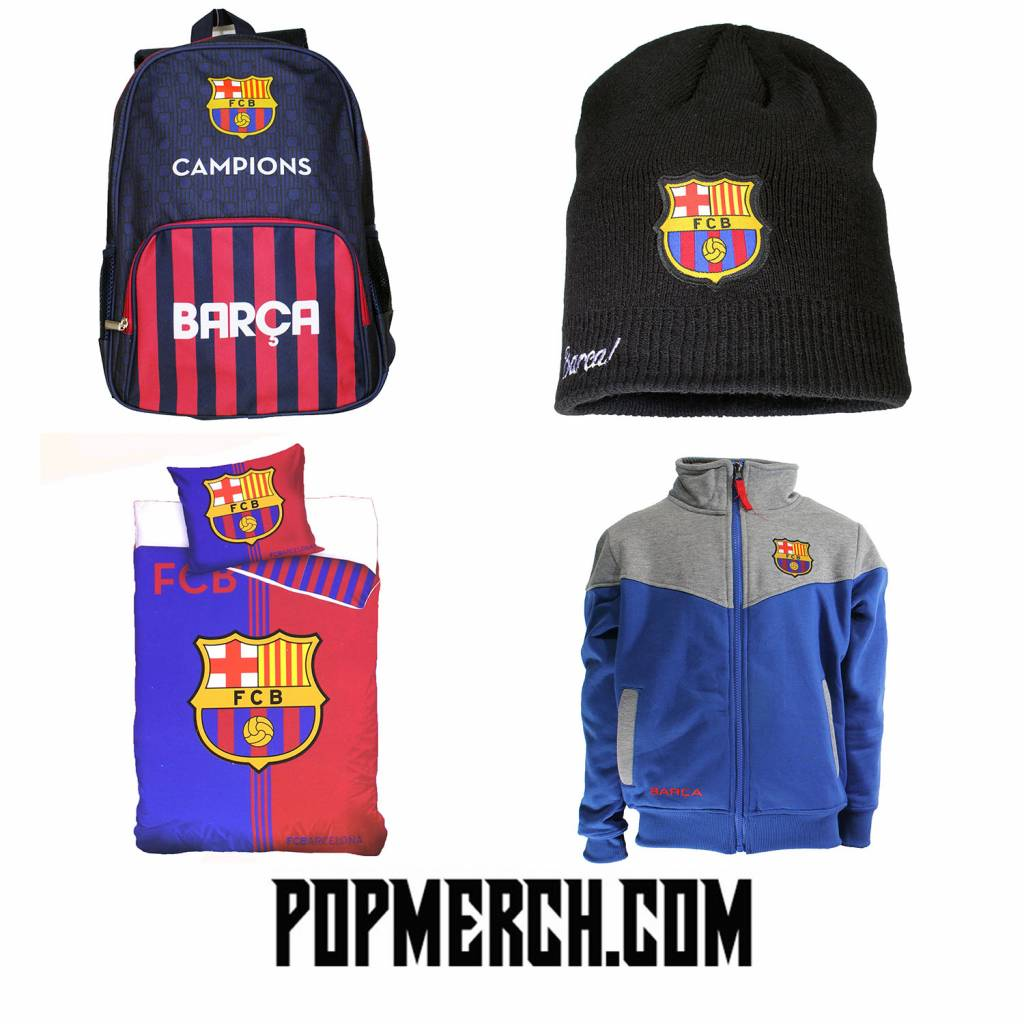 New In: F.C. Barcelona Merchandise