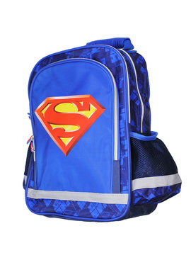 DC Comics: Superman, Batman & The Joker Superman Backpack