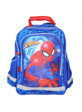 Marvel Comics: The Avengers, Captain America, Spider-Man, The Hulk, Thor, Black Panther, Deadpool, Ant-Man, Iron Man, The Punisher Spiderman Backpack