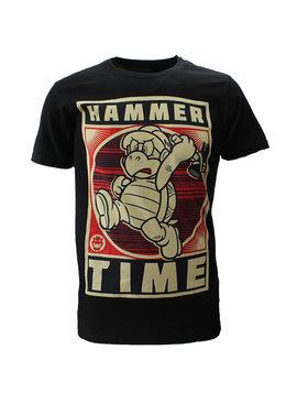 Super Mario Bros Nintendo Super Mario Hammertime Koopa T-Shirt Men