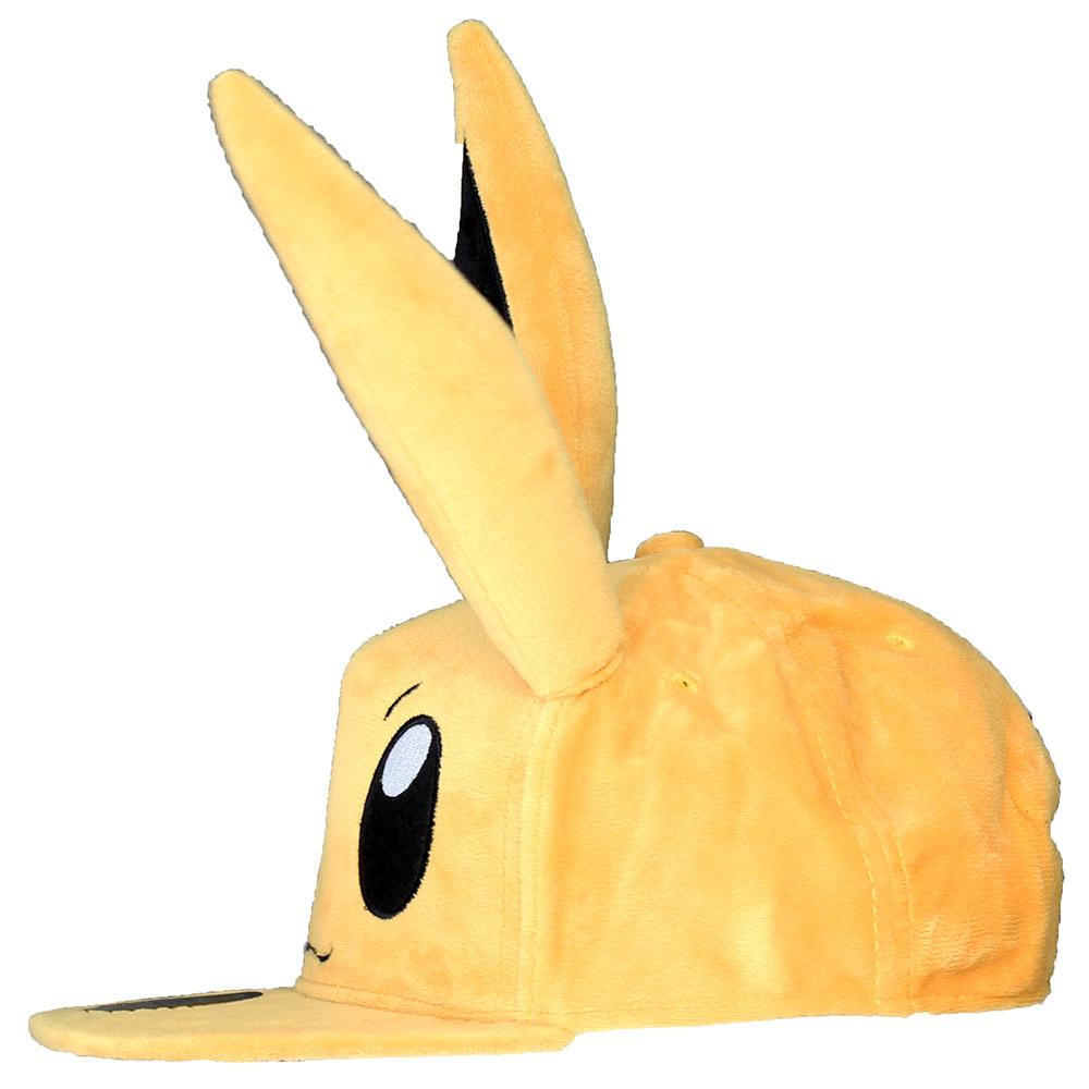 Pokémon Pokémon Eevee Pluche Snapback Cap Pet met Oren Officieel