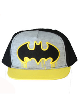 DC Comics: Superman, Batman & The Joker DC Comics Batman Baseball Snapback Cap Kids