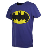 DC Comics: Superman, Batman & The Joker DC Comics Batman Logo Kids T-Shirt Blue/Black/Yellow