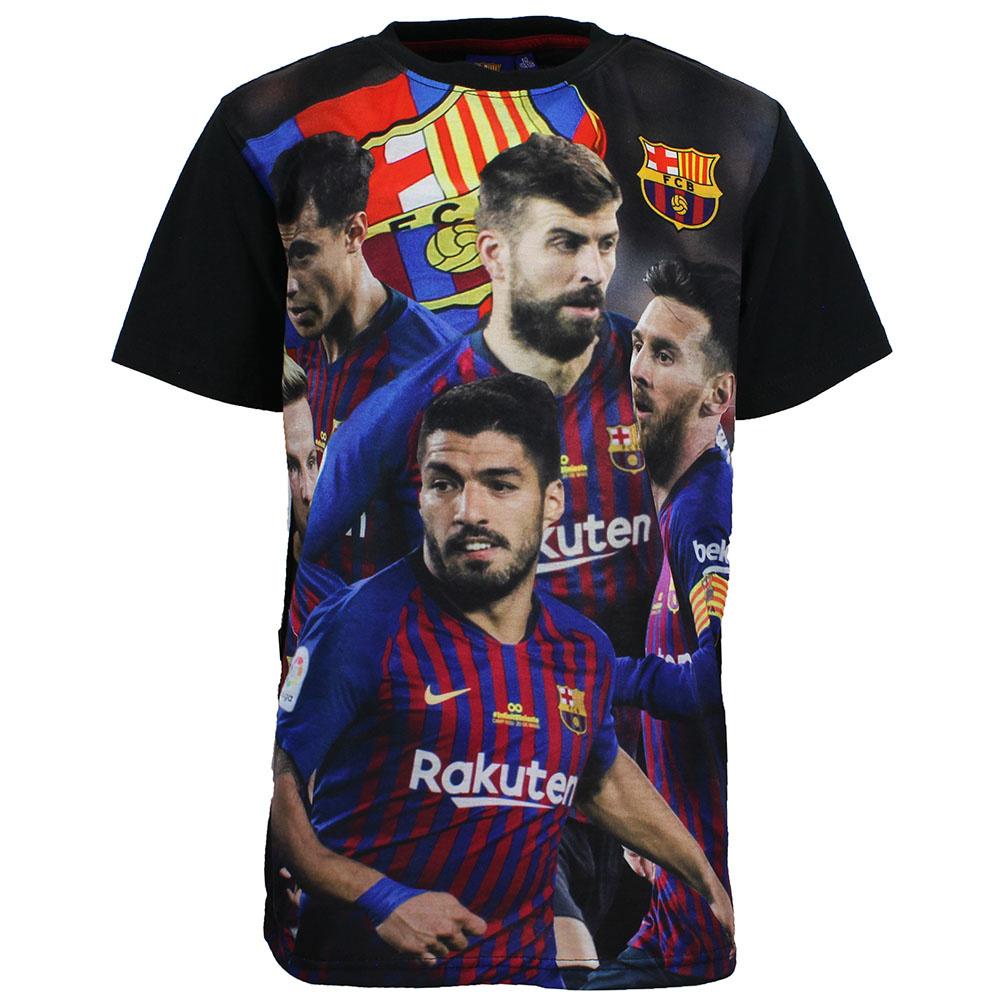 low priced e1442 4268a F.C. Barcelona Luis Suarez, Gerard Pique, Lionel Messi, Ivan Rakitic,  Coutinho T-Shirt