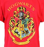 Harry Potter Harry Potter Hogwarts Emblem Kids T-Shirt Red