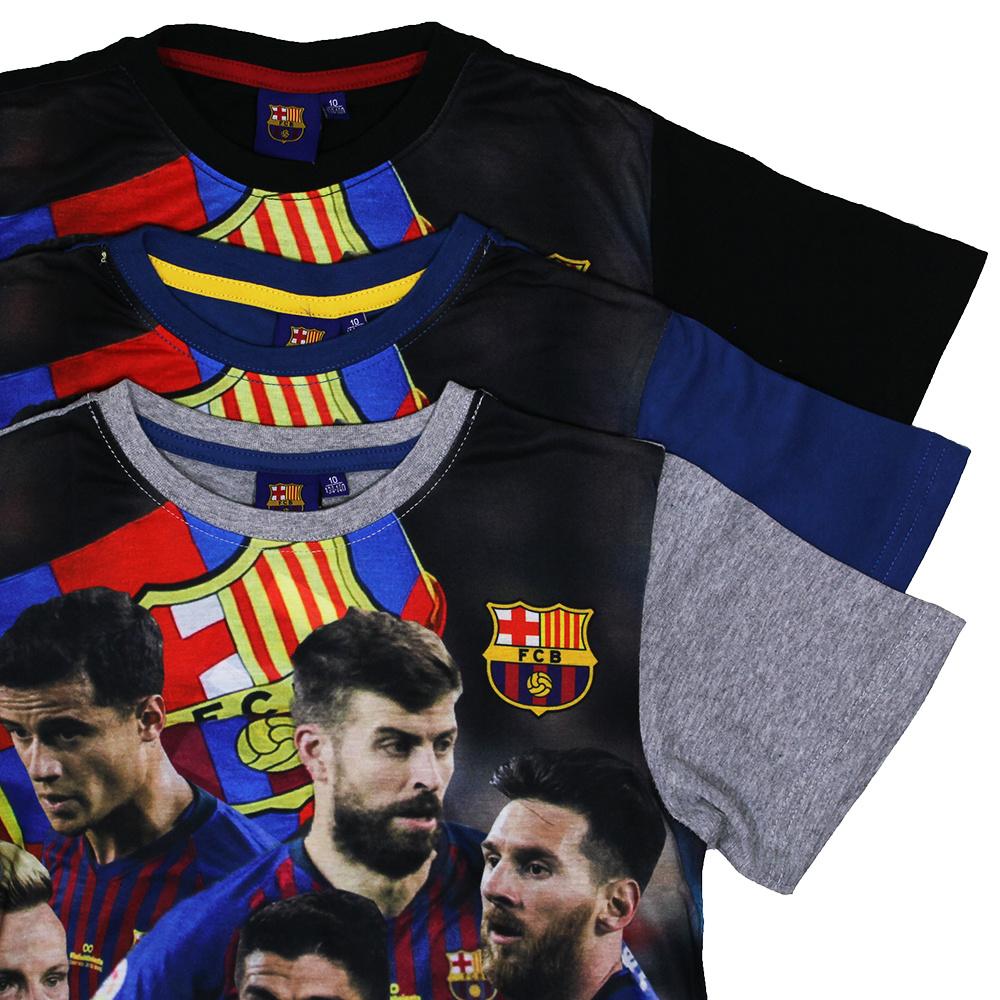F.C Barcelona F.C. Barcelona Luis Suarez, Gerard Pique, Lionel Messi, Ivan Rakitic, Coutinho T-Shirt