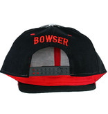 Nintendo Nintendo Super Mario Bowser The King of Koopas Biker Snapback Cap Black