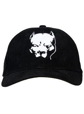 Hardcore Pitbull Cap Pet Verstelbaar