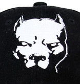 Hardcore Pitbul Cap Pet Verstelbaar Zwart