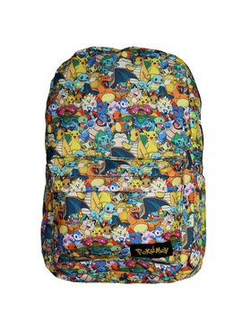 Pokémon Pokémon Characters All over Print Backpack