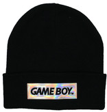 Nintendo Nintendo Game Boy Logo Block Beanie Muts Zwart
