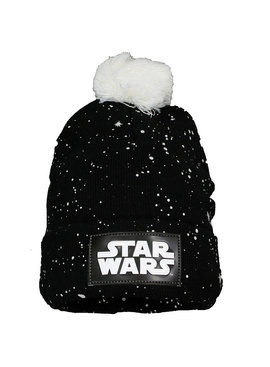 Star Wars Star Wars Classic Star Wars Galaxy Beanie Hat with Pom Pom