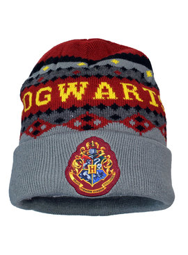 Harry Potter Harry Potter Hogwarts Beanie Muts Rood