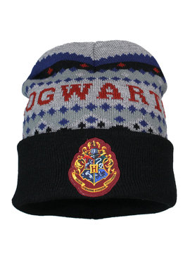 Harry Potter Harry Potter Hogwarts Beanie Hat Black