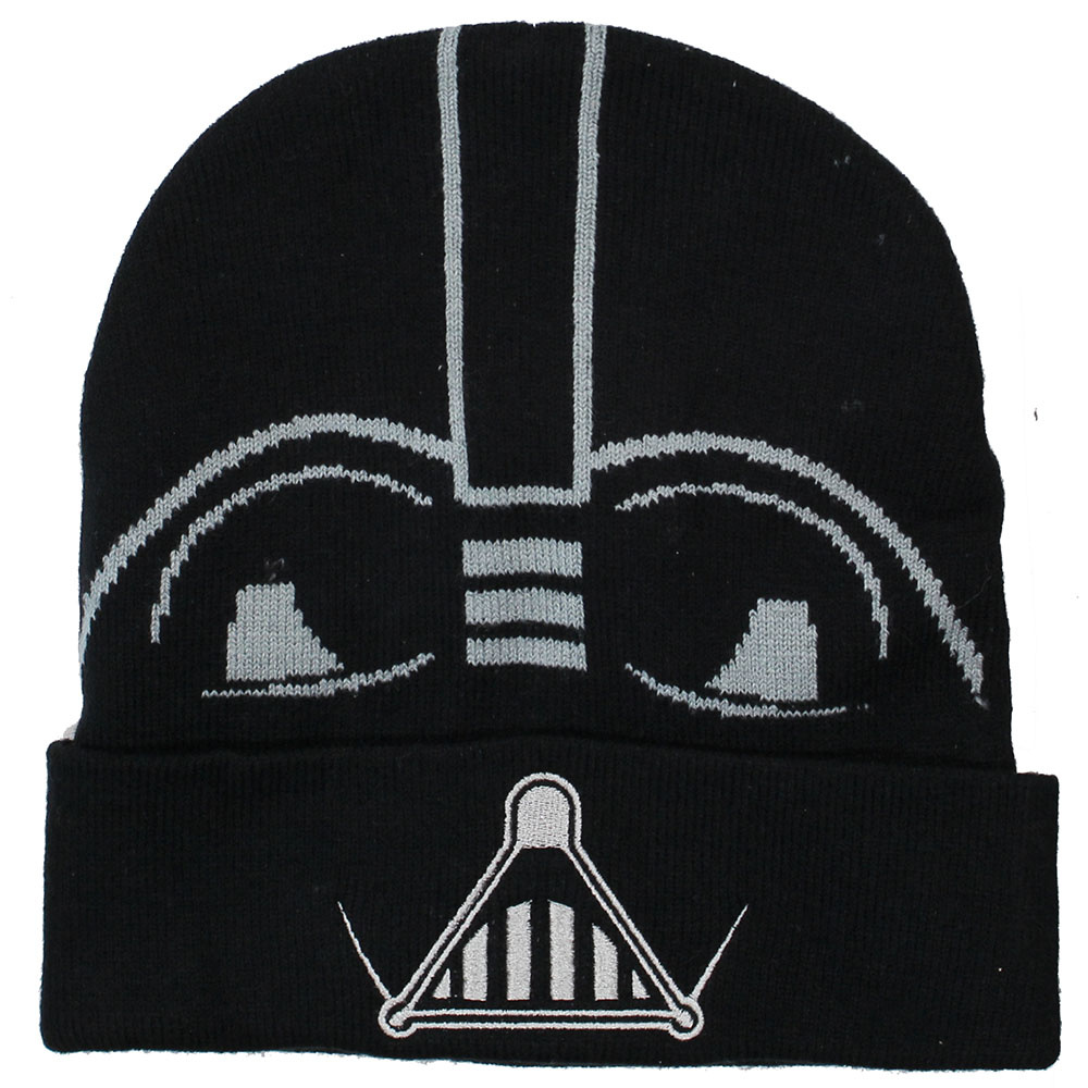 Star Wars Star Wars Darth Vader Classic Vader Beanie Black