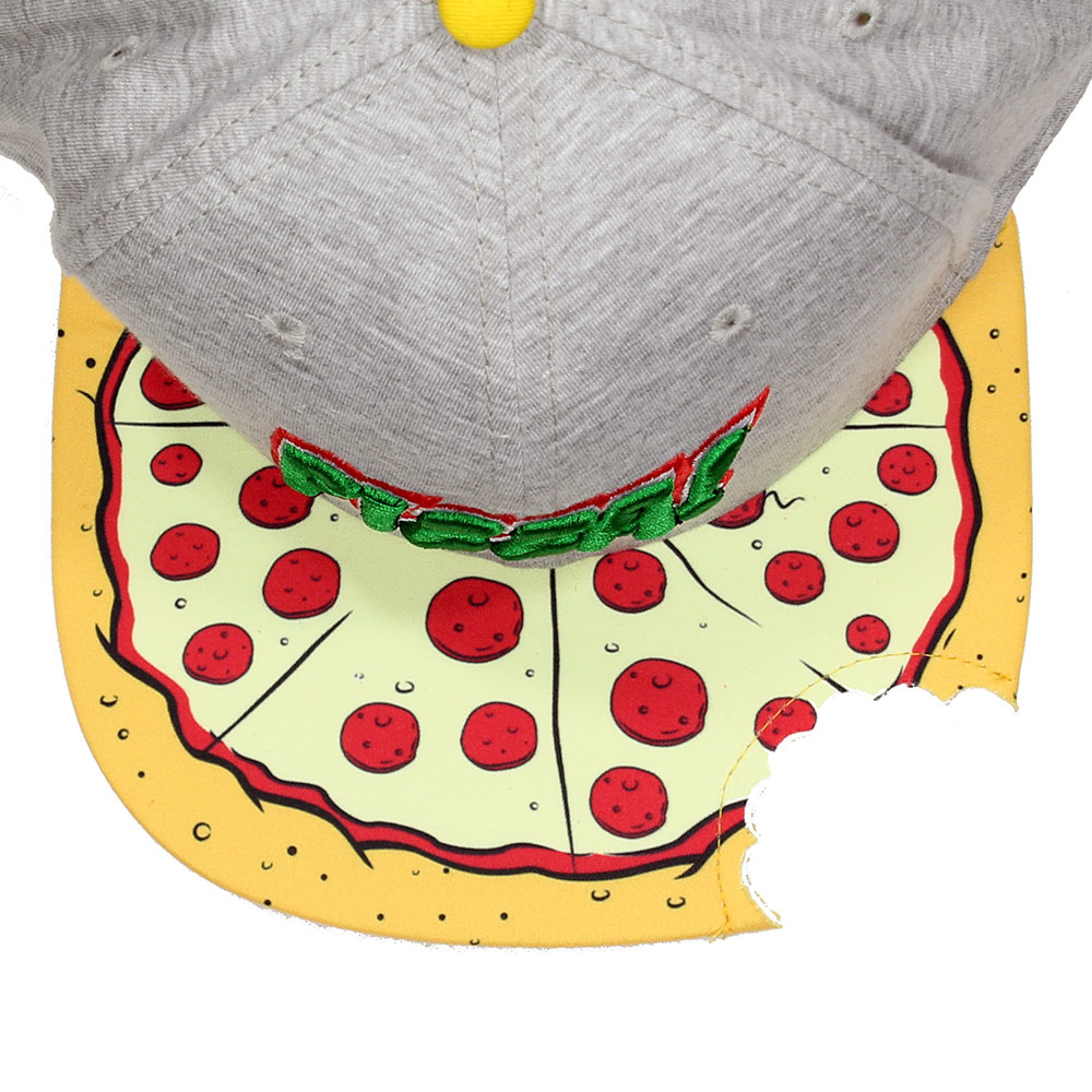 Teenage Mutant Ninja Turtles Teenage Mutant Ninja Turtles Pizza Snapback with Bite Official
