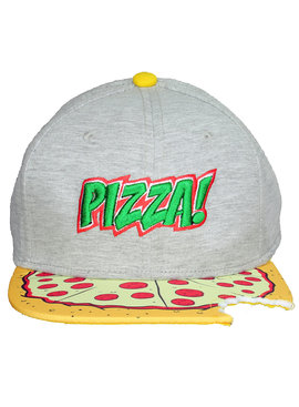 Teenage Mutant Ninja Turtles Teenage Mutant Ninja Turtles Pizza Snapback met bite