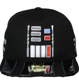 Star Wars Star Wars Darth Vader Buttons Snapback Cap Pet Zwart