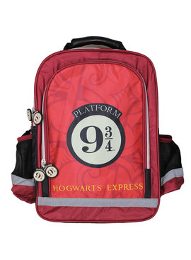 Harry Potter Harry Potter Platform 9¾ Hogwarts Express Backpack Rugtas