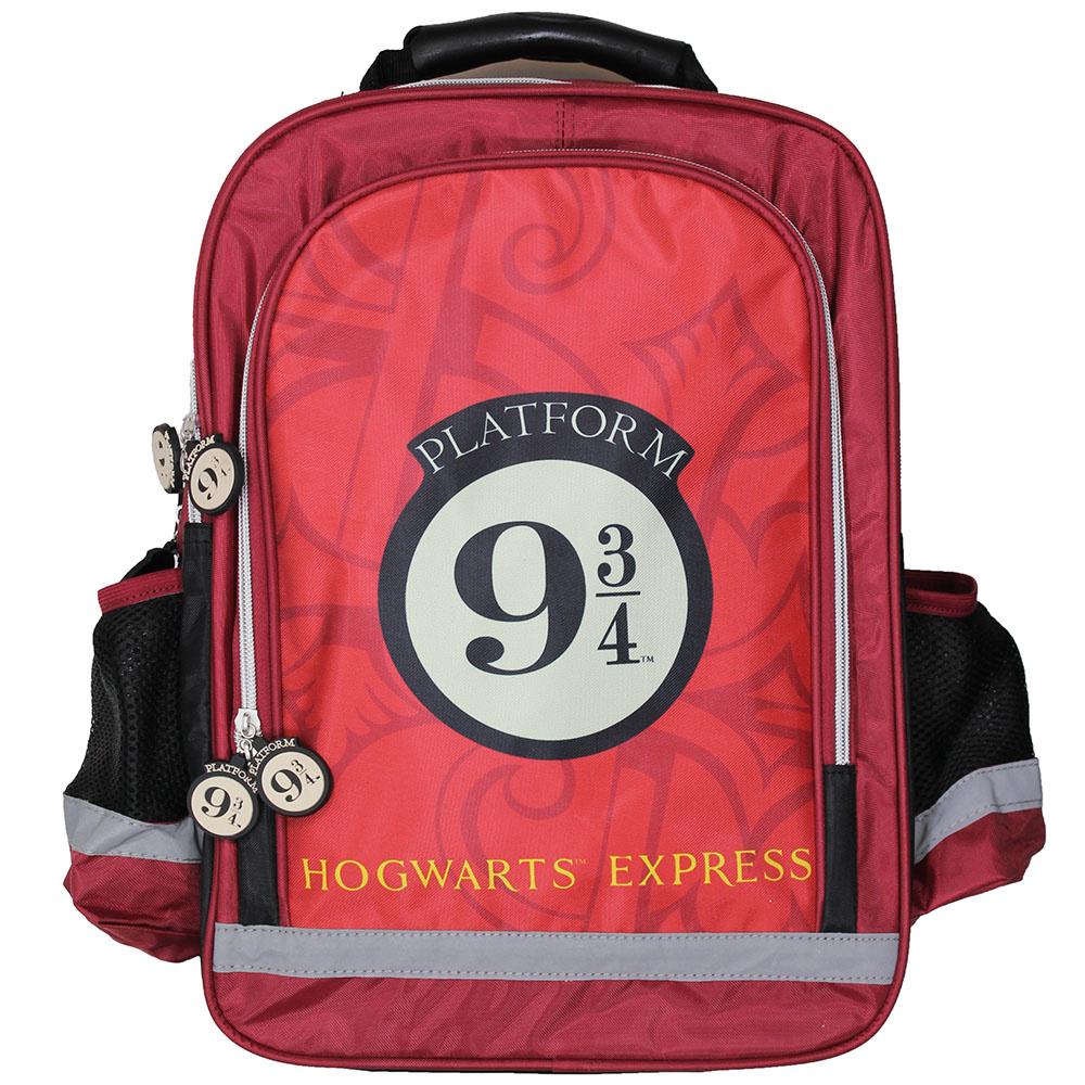 Harry Potter Harry Potter Platform 9¾ Hogwarts Express Backpack Red