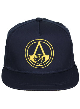 Assassin's Creed Assassin's Creed Origins Crest Logo Volwassenen Snapback Cap Pet Blauw