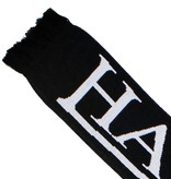 Hardcore Hardcore Knitted Scarf Black