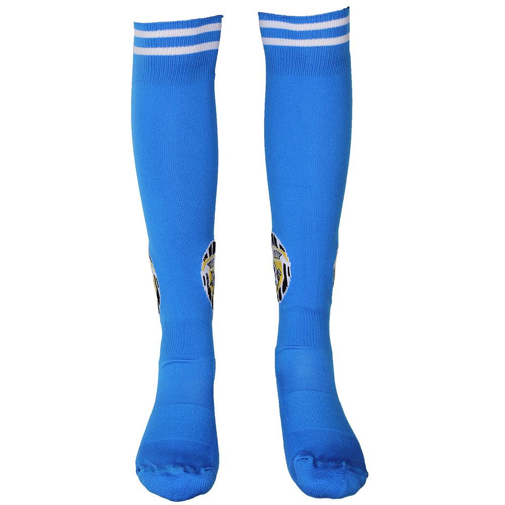 Voetbal Kleding / Football Clothing Voetbalsokken Juventus Alternatief 3e tenue Replica Blauw