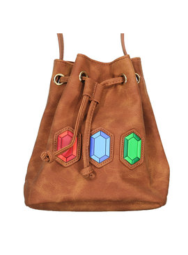 The Legend of Zelda The Legend of Zelda Little Rupees bag satchel