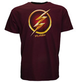 The Flash DC Comics The Flash T-Shirt Volwassenen Rood