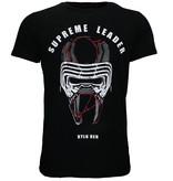 Star Wars Star Wars Episode IX Kylo Ren Supreme Leader Men T-Shirt Black