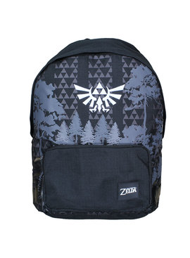 The Legend of Zelda The Legend of Zelda Hyrulian Crest Forest Backpack