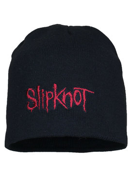 Band Merchandise Slipknot Logo Beanie Hat
