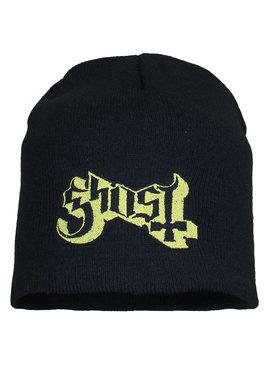 Band Merchandise Metal & Rock Ghost Logo Beanie Hat