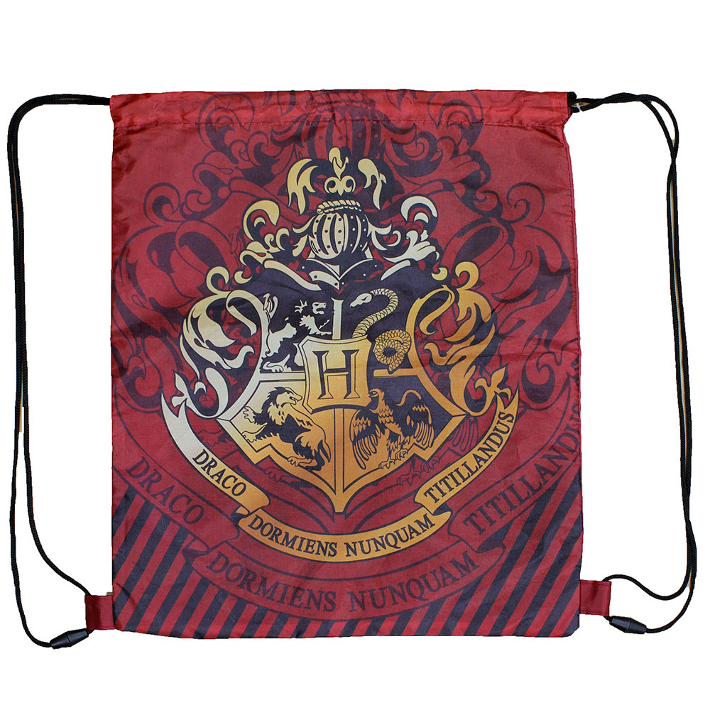 Harry Potter Harry Potter Hogwarts School Embleem Koordtas Rood
